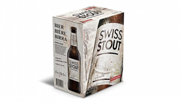 Swiss Stout 33 cl