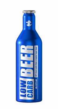 Low Carb Beer 37,5 cl