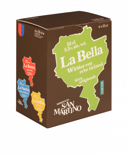 San Martino La Bella 33cl